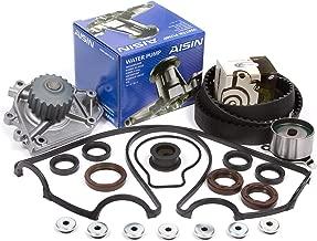 Fits 90-95 Honda Acura 1.8 DOHC 16V B18A1 B18B1 Timing Belt Kit AISIN Water Pump Valve Cover Gasket