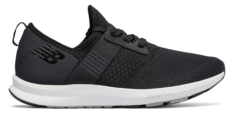 船形トレイブース(ニューバランス) New Balance 靴?シューズ レディーストレーニング FuelCore NERGIZE Black with Grey and White ブラック グレー ホワイト US 7 (24cm)
