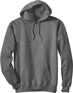 Hanes Mens Ultimate Cotton Pullover Hood