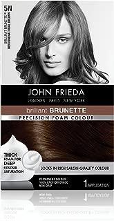 John Frieda Precision Foam Colour, Medium Natural Brown 5N
