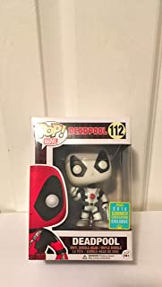 Funko POP! Black and White Deadpool #112 Summer Convention Exclusive