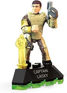 Mega Construx Halo Captain Lasky Building Set