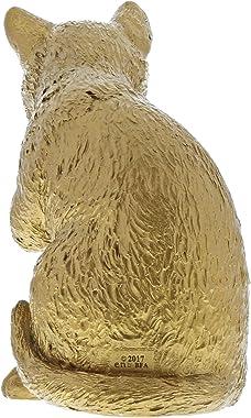 Border Fine Arts Studio Gold A29289 Cat Licking Paw
