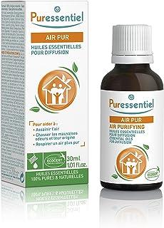 Puressentiel - Assainissant - Huiles Essentielles pour Diffusion - Diffuse Air Pur - 100% pures et naturelles - Aide à ass...
