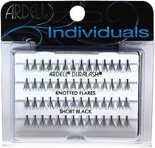 ARDELL Individuals Short (Knot Free), Eye-Lasshes afzonderlijke wimpers van echt haar (1 x 56 stuks), zwart, zwart (zonder...