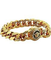 Versace - Curb Link Medusa Bracelet
