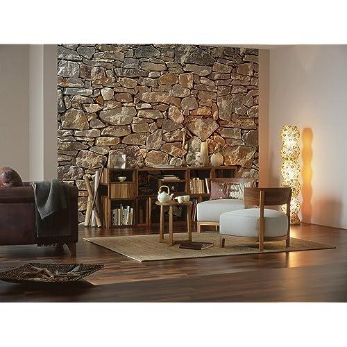 Faux Stone Wall Panel Amazon Com