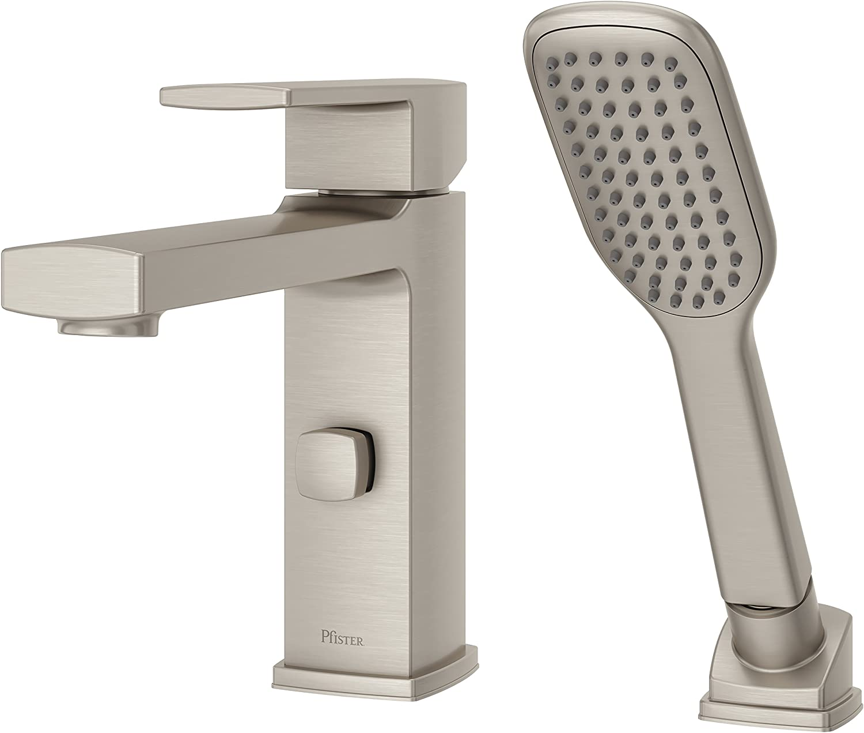 Pfister RT6-2DAK Deckard Single Max 81% OFF Many popular brands Control 2-Hole Tub Roman Faucet