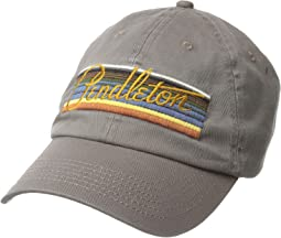 Olympic Park Stripe Embroidered Cap