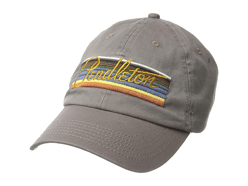 Pendleton - Pendleton Olympic Park Stripe Embroidered Cap