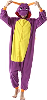 Men's Women's Adult Pajamas Unisex Animal Onesies Novelty Pyjamas Nightwear Halloween Homewear Cosplay Costume Loungewear ...