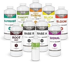 TPS Nutrients Liquid Fertilizer Starter Kit - 9 Quarts Plus Spray Bottle