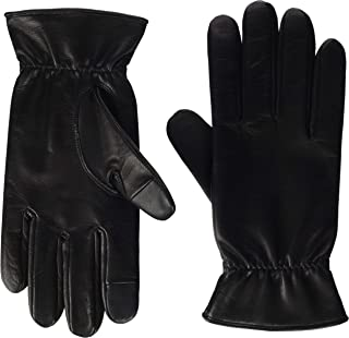 Tommy Hilfiger Leather Gloves Giftpack Guantes para Hombre