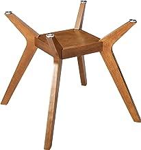 custom wood table bases