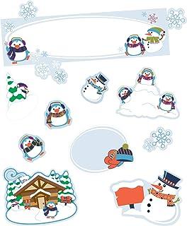 Amazon Com Winter Bulletin Boards