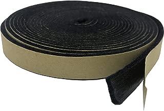 Birllaid High Temp Replacement BBQ Smoker Gasket Seal Self Stick 1/2