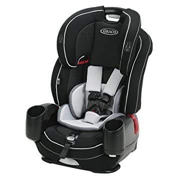 Graco Nautilus SnugLock LX 3 in 1 Harness Booster Car Seat, Codey: image