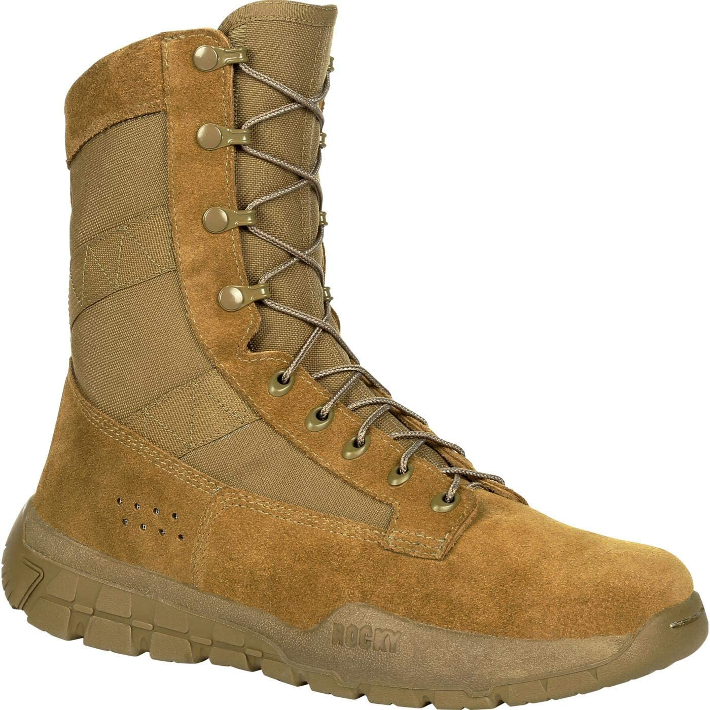 Rocky C4R Tactical Military Boot Size 10.5(M)