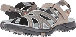 Tan/Light Grey Sandal