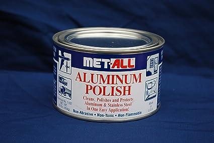Aircraft Tool Supply Aluminum Polish