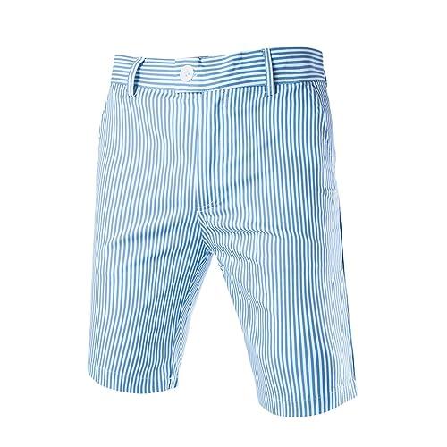 seersucker shorts men