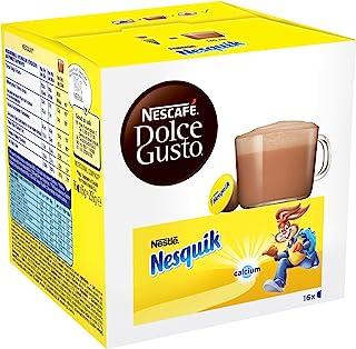 Nescafé Dolce Gusto Nesquik Chocolat, Lot de 3, 48 capsules