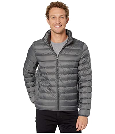 Tumi TUMIPAX Puffer Jacket (Slate Grey) Men