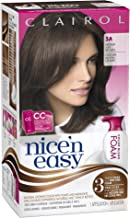 Clairol Nice 'N Easy Color Blend Foam Hair Color 5a Medium Ash Brown 1 Kit (packaging may vary)