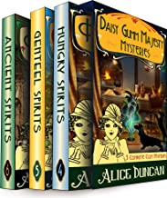 The Daisy Gumm Majesty Cozy Mystery Box Set 2 (Three Complete Cozy Mystery Novels in One): Historical Mystery (Daisy Gumm Majesty Mystery)