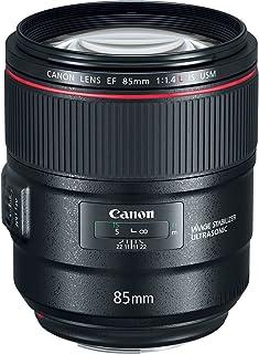 Canon EF 85 mm Portretlens, F1.4L IS USM voor EOS (vaste brandpuntsafstand, 77 mm filterdraad, autofocus, beeldstabilisato...