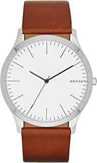 Men's Jorn Minimalistic Stainless Steel Quartz Watch