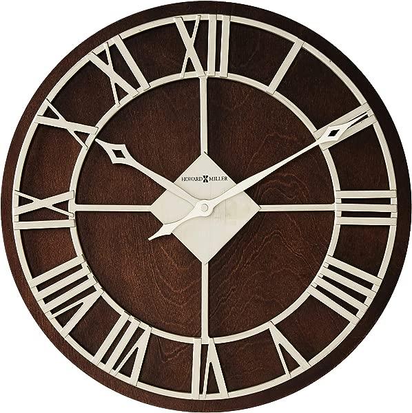 Howard Miller 625 496 Prichard Wall Clock By