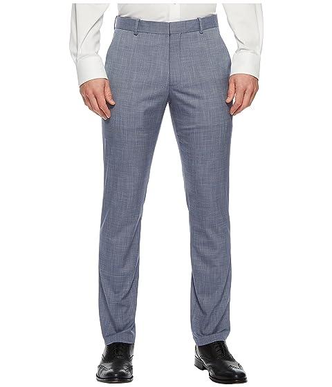 Perry Ellis Portfolio Slim Fit Stretch Crosshatch Dress Pant at ... 8742fa395