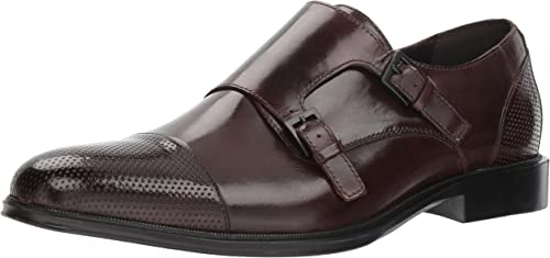 Kenneth Cole REACTION Men& 039;s Zac Monk-Strap Loafer