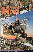 Realtree Outdoor Productions Monster Bucks XXVI Volume 2 DVD (2018 Release)