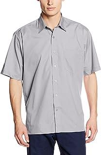 Poplin Short Sleeve Shirt Camisa para Hombre