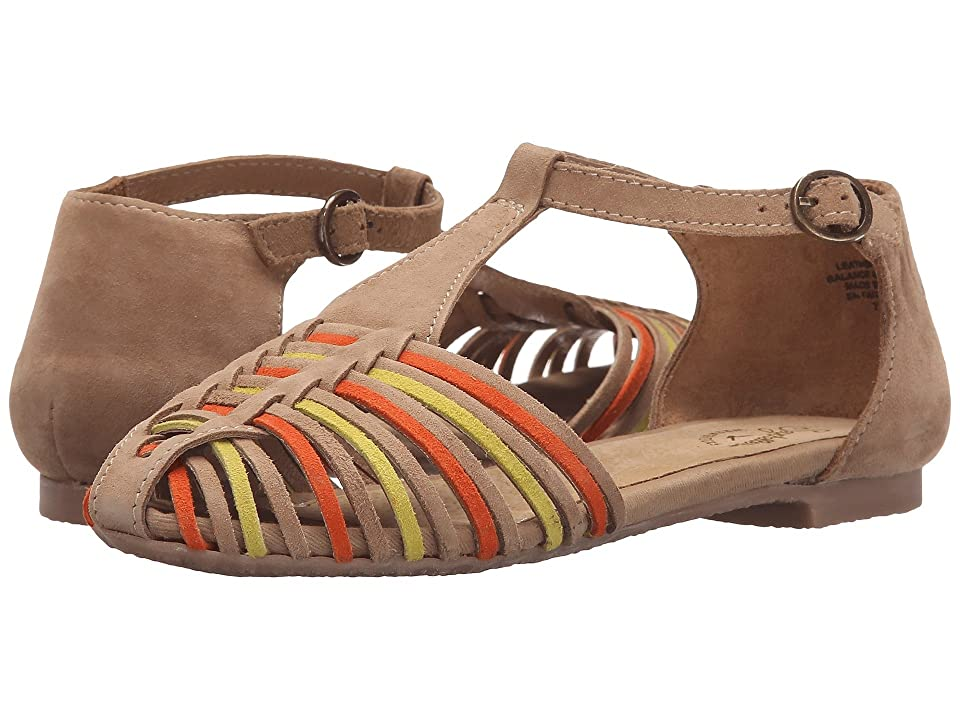 Seychelles Into Thin Air (Natural Multi Suede) Women