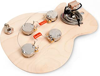 GoldenAge Pre-wired Harness for Gibson Les Paul with Long-Shaft CTS Pots