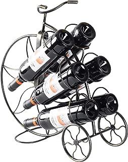 industrial wine bottle holder