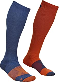 Ortovox Men's Socks Tour Light Compression & Performance Headband