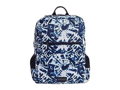 Vera Bradley ReActive Grand Backpack (Island Tie-Dye) Backpack Bags