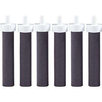 Brita Water Bottle Filter Replacements, 6 ct