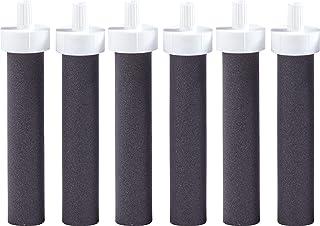 Brita Water Bottle Filter Replacements, 6ct