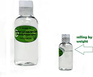 Best sodium lactate natural Reviews
