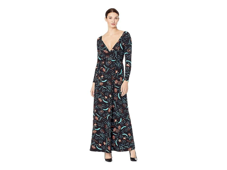Rachel Pally Luna Wrap Dress (Vine) Women
