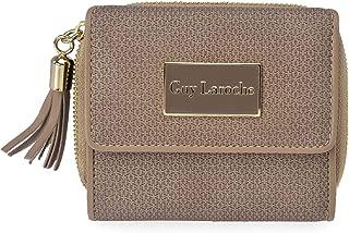 Purse Wallet Small Women Double Compartment Quality P.U. Guy Laroche 7306