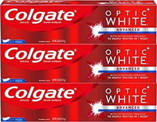 Best colgate optic white whitening system Reviews