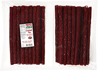 Oh Boy! Oberto Classics Cocktail Pep Smoked Sausage Sticks, 40-Ounce Package, 45 Count