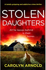 Stolen Daughters: A totally gripping and addictive crime thriller (Detective Amanda Steele Book 2) Kindle Edition