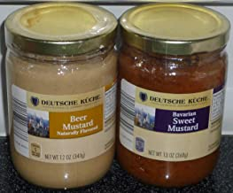 dijon mustard deutsch